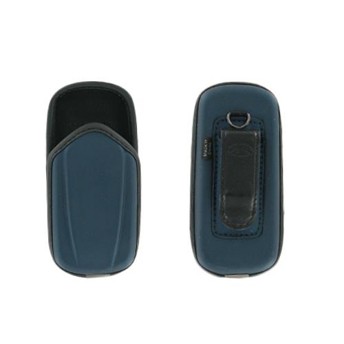 Vertik Universal Pouch for Kyocera Rave, Nokia 2260, Nokia 35891i, and Sanyo SCP-4900 (Metallic Blue)