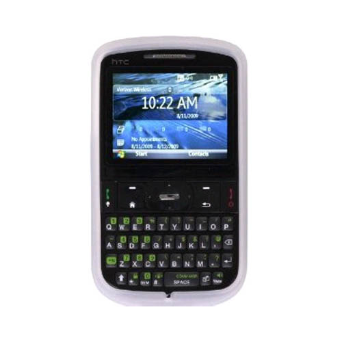 Silicone Gel Case for HTC Ozone, PCD XV6175 - Clear
