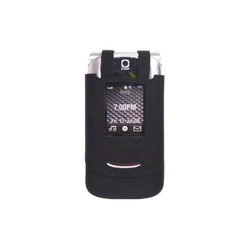 Wireless Solutions Premium Gel Case for Motorola VE20 Vegas - Black