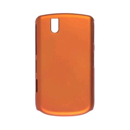 Wireless Solutions Color Click Case for BlackBerry Bold 9650, Tour 9630 - Orange