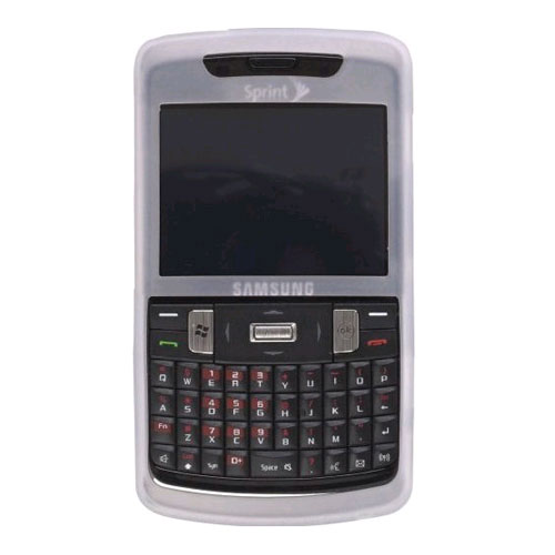 Wireless Solutions Silicone Gel for Samsung SPH-I350 - Clear