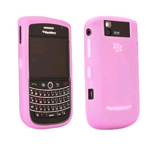 OEM BlackBerry Gel Skin Case for BlackBerry 9630 Tour - Pink
