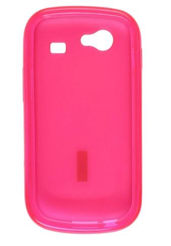 Wireless Solutions Dura-Gel Case for Samsung Nexus S 4G SPH-D720 - Dark Pink