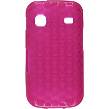 WIRELESS SOLUTIONS Honeycomb Dura-GelCase.  Pink.
