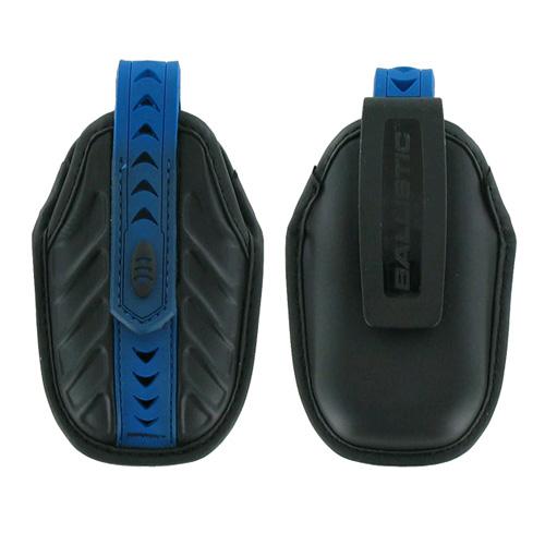 Ballistic - Universal Slim Sport Rugged Pouch - Black & Blue