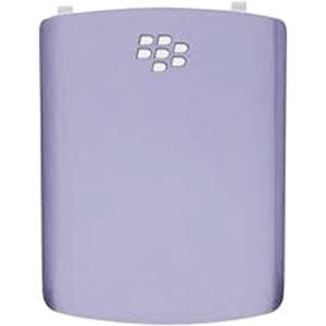 OEM BlackBerry Curve 8530 Standard Battery Door / Cover 34640VZR / ASY-24251-021 (Lavender) (Bulk Packaging)