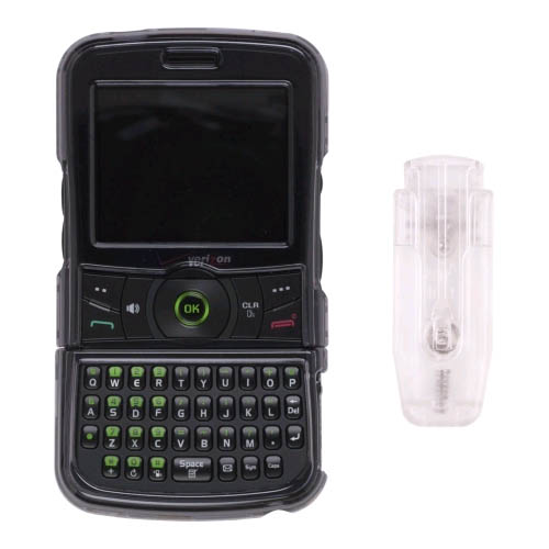 Wireless Solutions Snap-On Case for Palm Pixi (Smoke)