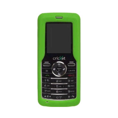 Cricket A100 Silicone Gel Lime Green