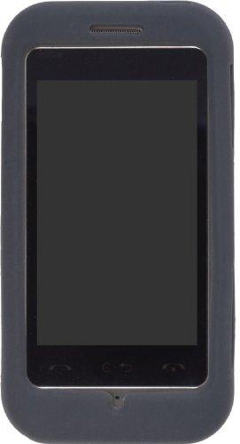 LG GT950 Silicone Gel Dark Gray