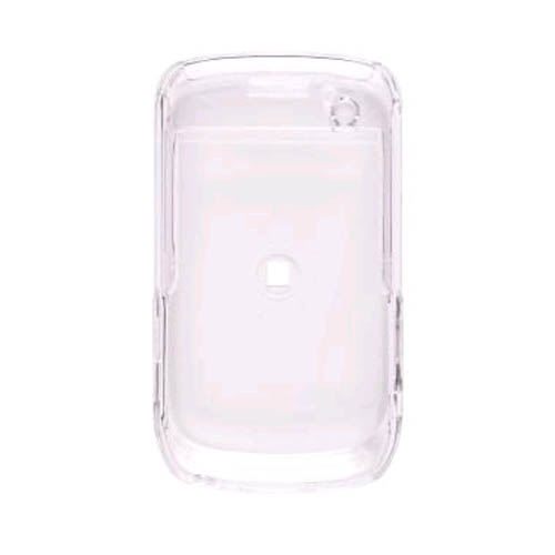 Two piece Snap-On Case without belt clip BlackBerry 9330, 8530 - Clear