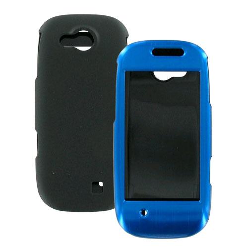 Ventev AlumiSNAP Case for Dell Aero, Blue/Black