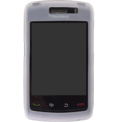 Silicone Gel Case for BlackBerry Storm2 9520 - Clear