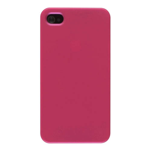Salmon Pink Color Click Case for Apple iPhone 4 Verizon