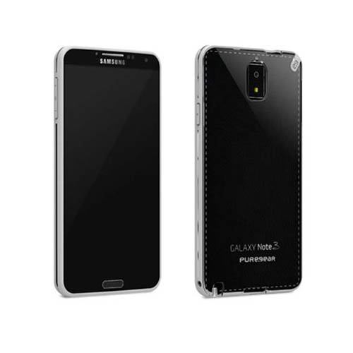 PureGear Slim Shell Case for Samsung Galaxy Note 3 (Coconut Jelly)