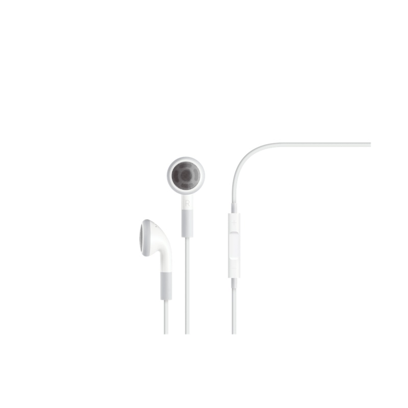 Apple OEM Apple Earbuds Headset with Volume Control and Mic (White) MB770G/B at Sears.com