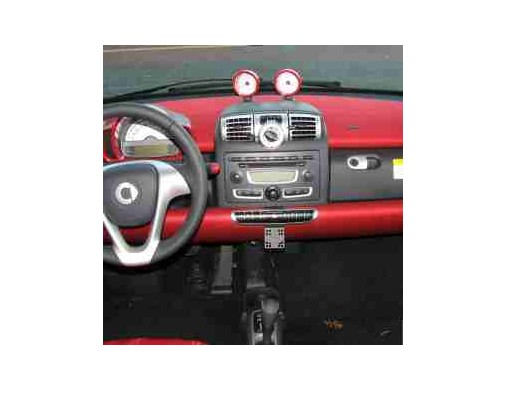 PanaVise InDash Mount for MB Smart Car Four Two 2008-11