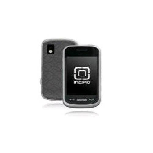 Incipio Gel Skin Case for Samsung Solstice A887 - Gray