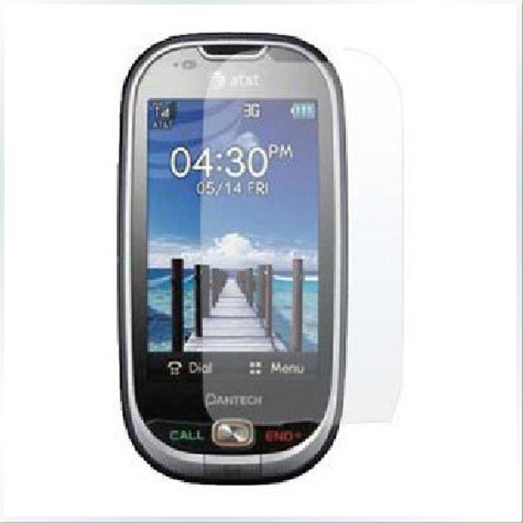Tessco Technologies Screen Protection Kit for Pantech Ease (3 pack)