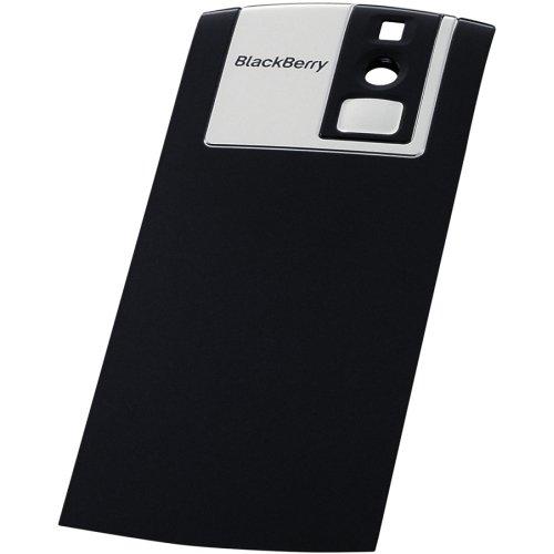 OEM BlackBerry Standard Battery Door for BlackBerry 8100 (Black)