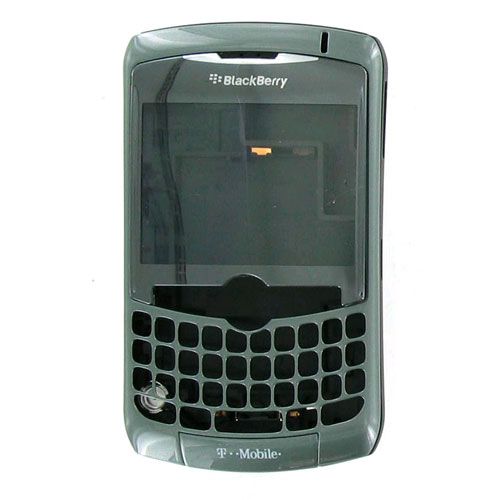 OEM Blackberry Curve 8320 Housing kit - T-Mobile Gray