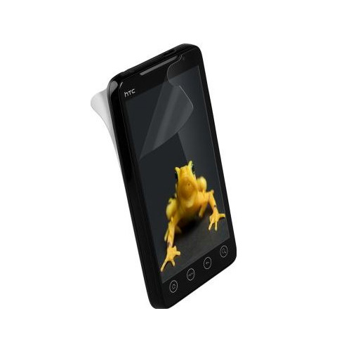 Wrapsol Ultra Full Body Screen Protector for HTC EVO 4G (Front/Back) WS-UPHHT017