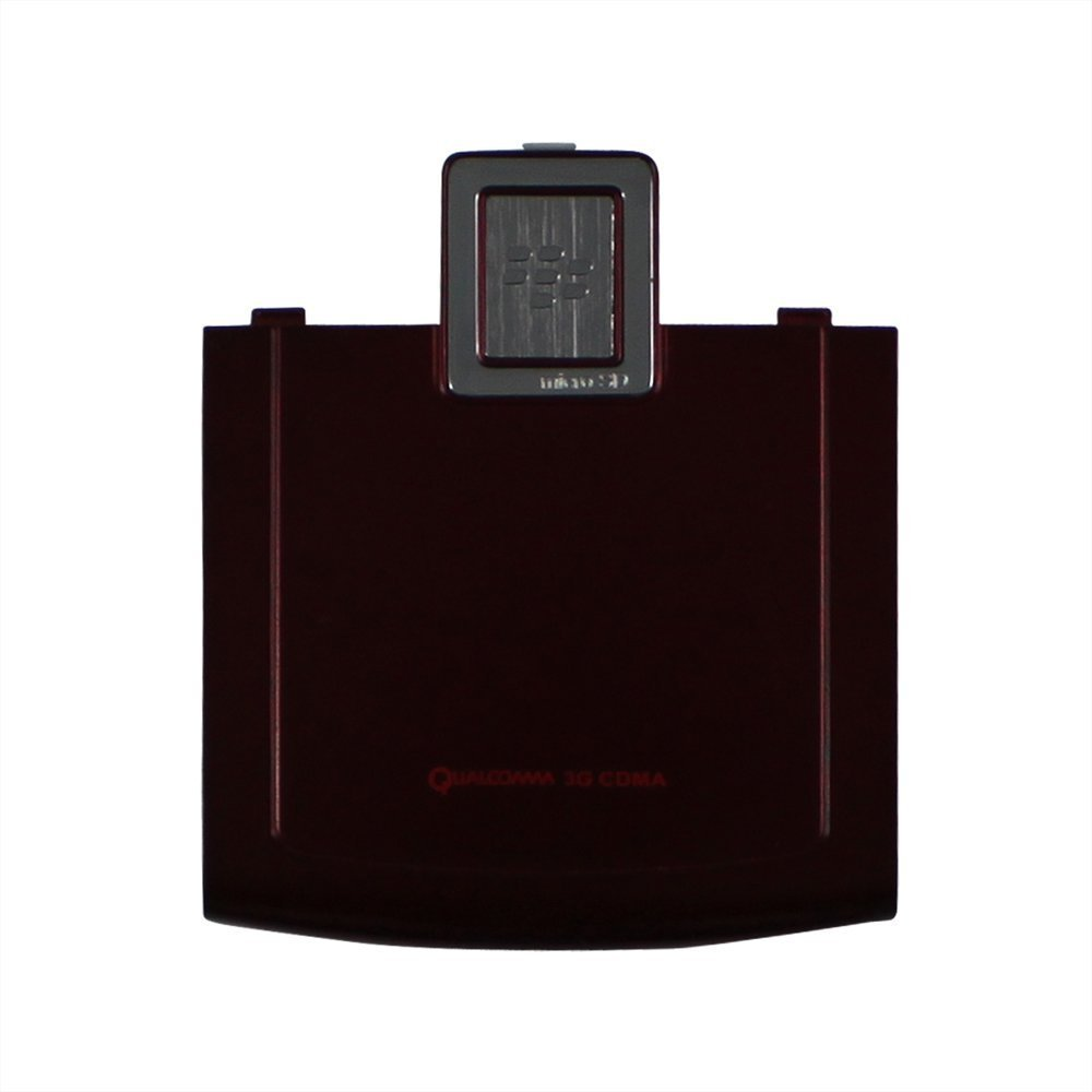 OEM Blackberry Standard Battery Door Replacement For Blackberry 8830 - Red
