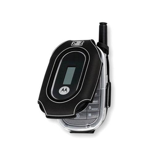 Body Glove Scuba II Case with Swivel Clip for Motorola W315 - Black