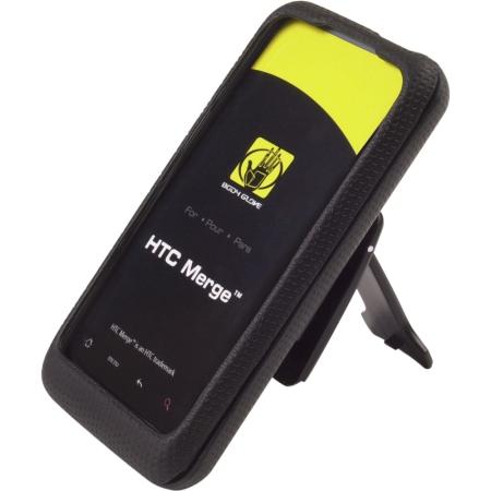 Body Glove Belt Clip Snap-on Case for HTC Merge ADR6325