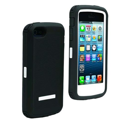 Body Glove ToughSuit Case for Apple iPhone 5 (Dark Grey)