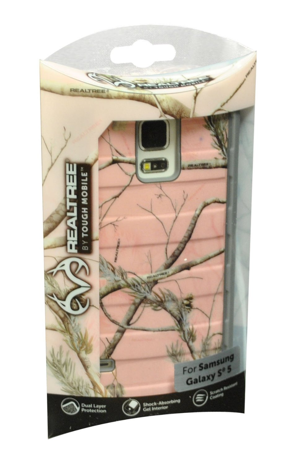 Body Glove Realtree AP Pink Case for Samsung Galaxy S5
