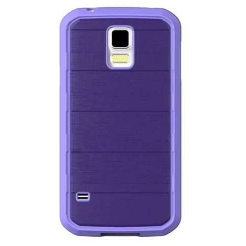 Body Glove Samsung Galaxy S5 G900 Rise Case (Purple/Purple)