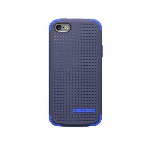 Body Glove InterMix Case for Apple iPhone 5/5S - Oxford/Cobalt