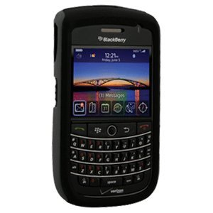 Naztech Vertex Case for Blackberry 9630 (Black)