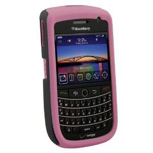 Naztech Vertex Case for Blackberry 9630 (Pink)