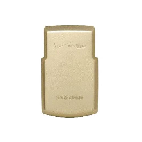 OEM Samsung SCH-U740 Extended Battery Door - Gold