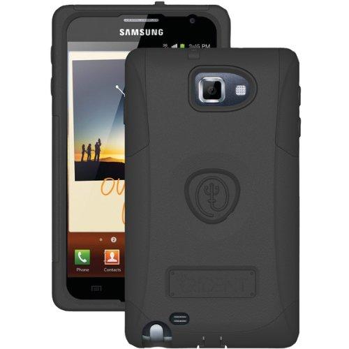 Trident - Aegis Case for Samsung Galaxy Note SGH-I717 - Black