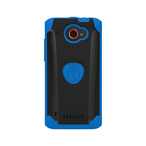 Trident Case - Aegis Series Case for HTC Droid Incredible X (DNA)/DLX ONE X5/Dlx - Blue