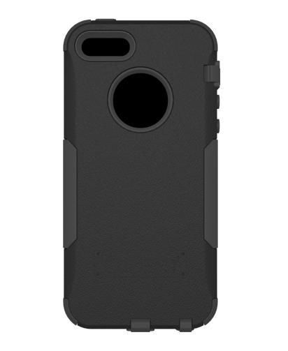 Trident Aegis Case for Apple iPhone 5 - Black/Black
