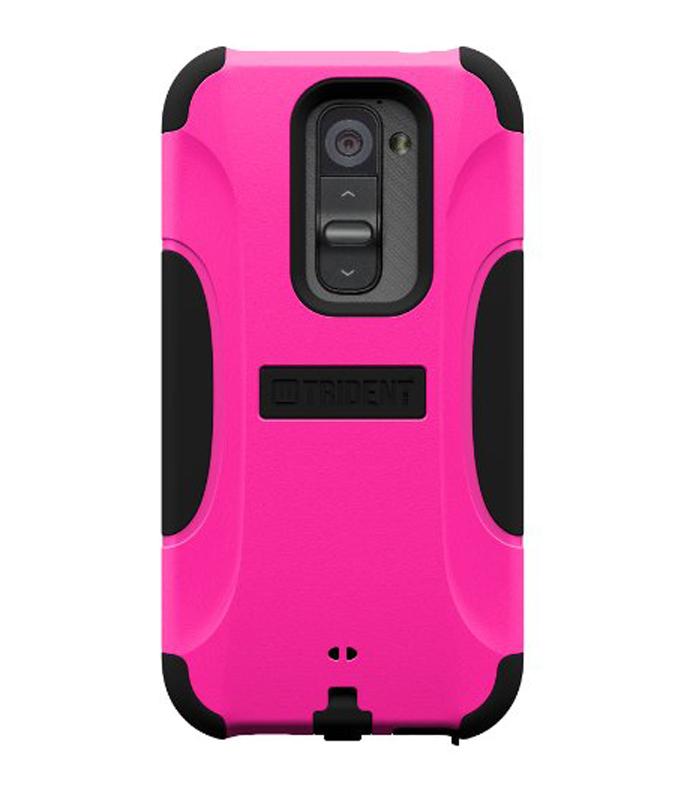 AFC Trident, Inc. Aegis Case for LG Optimus G2 (Pink/Black)