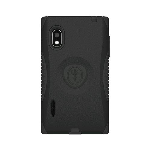 Trident Case - Aegis Series Case for LG Optimus L5 - Black