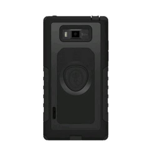 Trident Aegis Case for LG US730/VS730 Splendor (Black) - AG-LG-SPLDR-BK