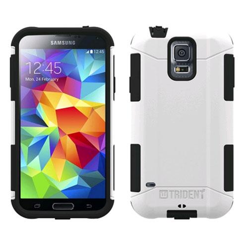 Trident Aegis Case for Samsung Galaxy S5 (White)