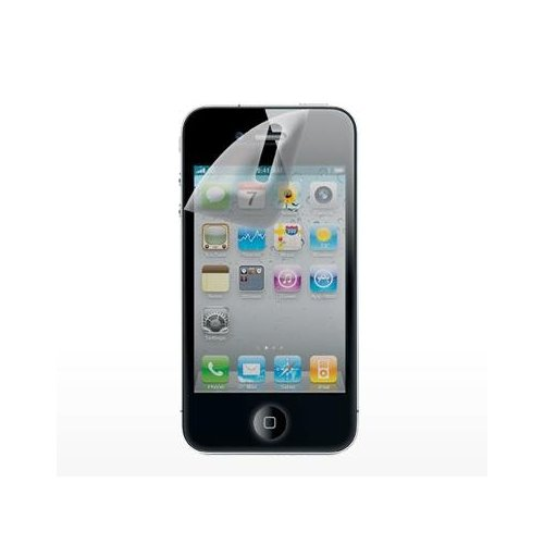 Puregear Anti-Scratch Screen Protector for iPhone 4/4s - 3 Pack