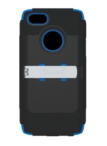 Trident Kraken AMS Case for Apple iPhone 5/5s (Black/Blue)