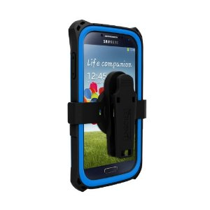 Trident Kraken Case for Samsung Galaxy S4 - Blue/Black