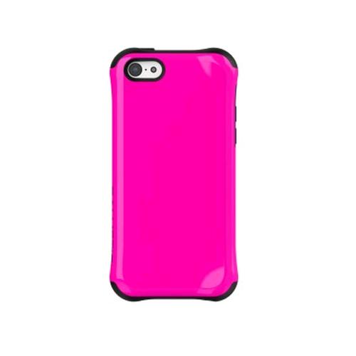 Ballistic Aspira Painted Case for iPhone 5c (Pink/Black)