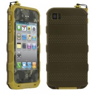 bFree Waterproof Case for Apple iPhone 4/4S (Camo)