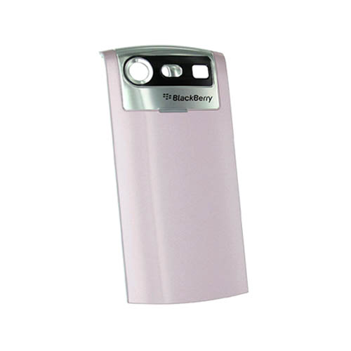 OEM Blackberry 8110 8120 8130 Battery Door - Pink