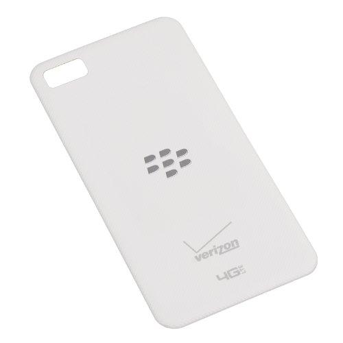 OEM BlackBerry Battery Door with NFC for BlackBerry Z10 - White