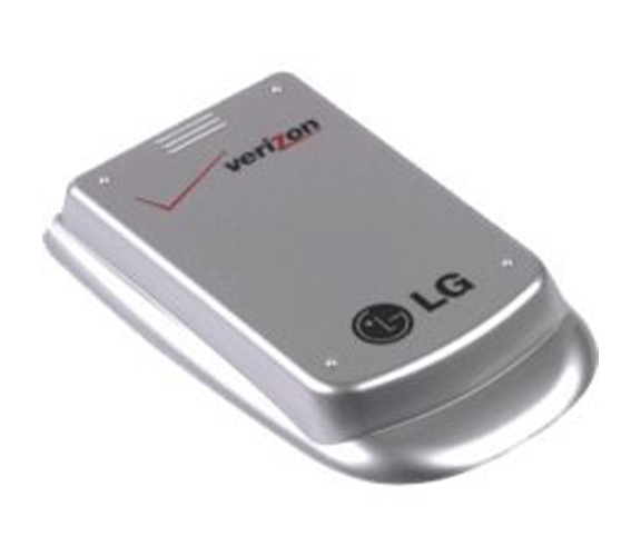 OEM LG Battery Door Cover for LG VX5300 (Silver)